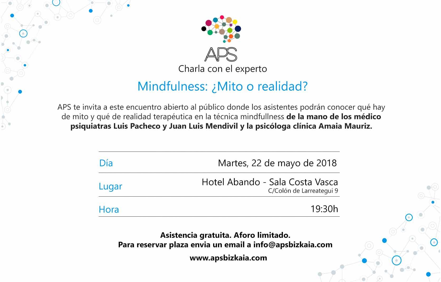 Invitacion Mindfullness