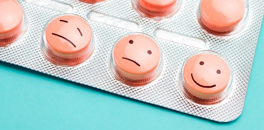 uso de antidepresivos
